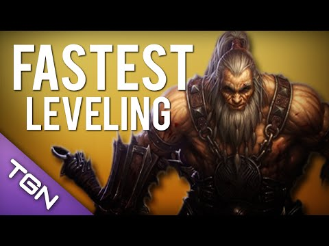 Diablo 3 : The Fastest Way To Level - Season Solo Gameplay