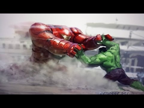The Avengers Age of Ultron Hulkbuster Avengers Age of Ultron Concept