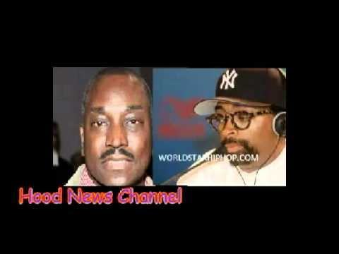 Clifton Powell Slams Spike Lee About Tyler Perry video