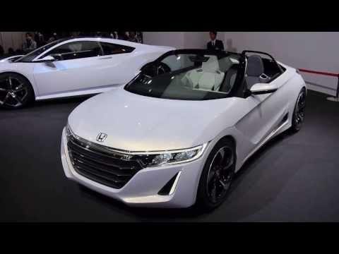 Honda S660 Concept 2013 Tokyo Motor Show