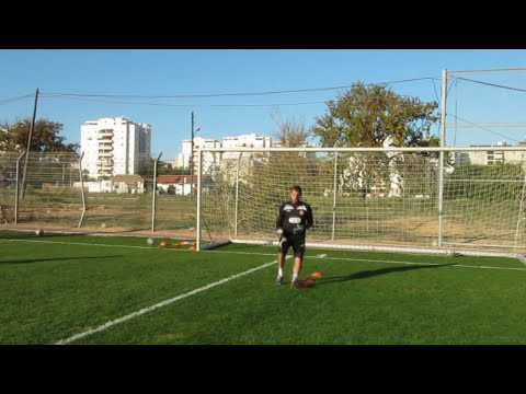 Profesional Goalkeeper Training with Gabriel Burstein