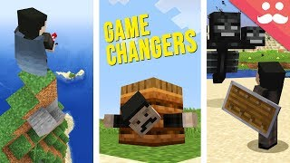 75 Game Changing Minecraft Updates