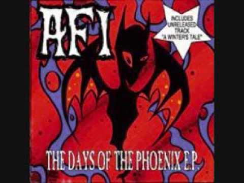 AFI- The Days of the Phoenix EP