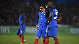Griezmann & Pogba - The Talented French | Skills & Goals 2016 | HD