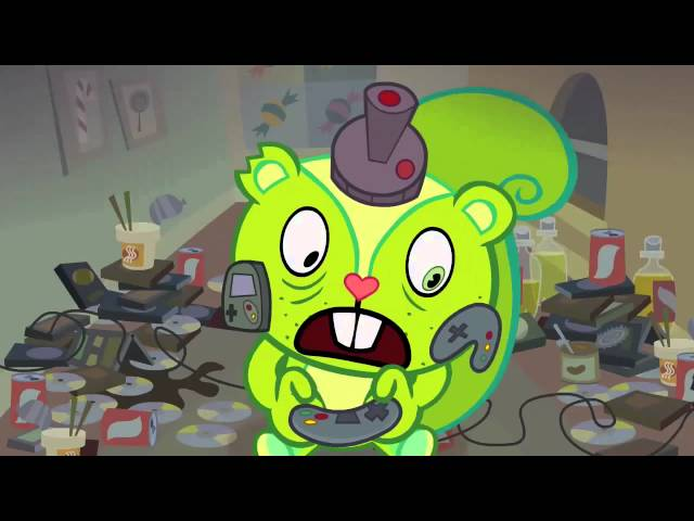 Happy Tree Friends - False Alarm [HD]