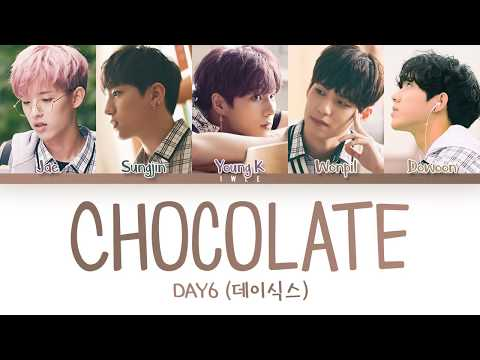 DAY6 (데이식스) - Chocolate (Even More 19 OST) (Han|Rom|Eng) Color Coded Lyrics/한국어 가사