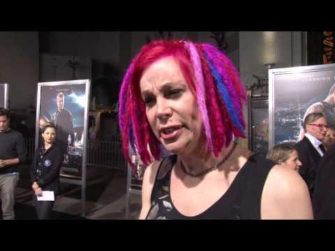 Jupiter Ascending: Lana Wachowski Exclusive Premiere Interview