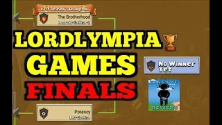 Clash of Lords 2 - Lordlympia Games Finals The BrotherHood vs Potency Clash Highlights