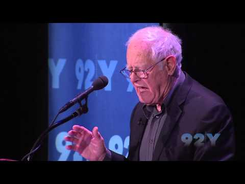 Richard Ford and James Salter | 92Y Readings
