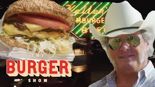 A Burger Scholar's Quest for the Best Burgers in Texas (Part 2) | The Burger Show