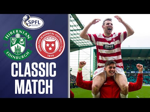 Accies seal promotion after incredible play-off fightback