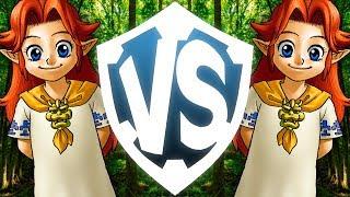 Zelda: Ocarina of Time Randomizer Versus - Episode 2