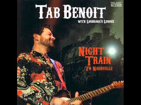 Tab Benoit - Darkness