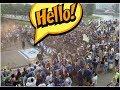 Lagu kebangsaan ISRAEL DISORAkin saat AJANG SPK BOLA VS Bosnia