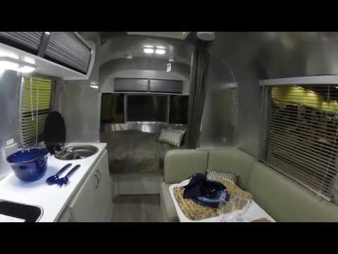 2016 Airstream Sport 22FB Bambi - Announcement Small Light Weight Camper Trailer