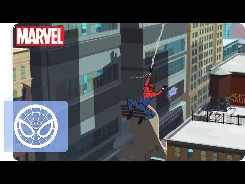 Marvel's Spider-Man - Vorbereiten auf die Vorhersage   Marvel HQ Deutschland