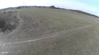 DemonRC NOX5 & KissFC - one lipo fun - FPV FREESTYLE
