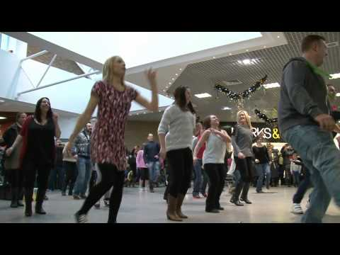 Flash Mob Proposal - Holmbush Centre - Shoreham by Sea.