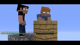 Trolling Kids - A Minecraft Animation