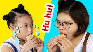 Ăn Bánh Mì Ngọt ❤Susi kids TV❤