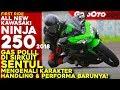 Kawasaki All New Ninja 250 2018   First Ride   Review GridOto