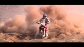 Dakar Rally 2015 Team HRC Stage 9
