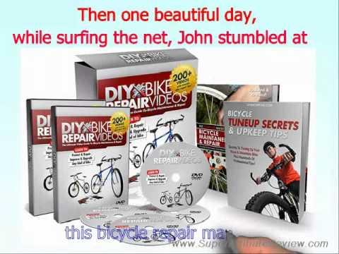 Diy Bike Repair Videos Review – Best Bicycle Repair Manual