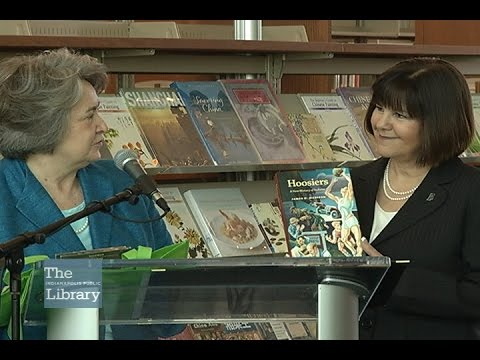 Library Hosts Sister City Media Event with First Lady Karen Pence