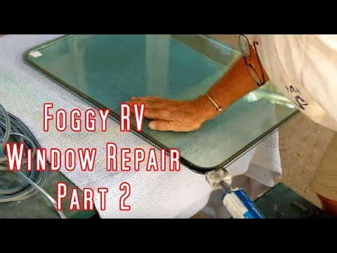 RV Window Repair 2