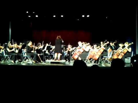 Berkmar high school orchestra