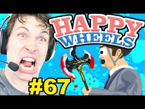 Happy Wheels - MURDER AXE