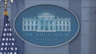 WATCH LIVE: Sarah Huckabee Sanders holds daily White House news briefing