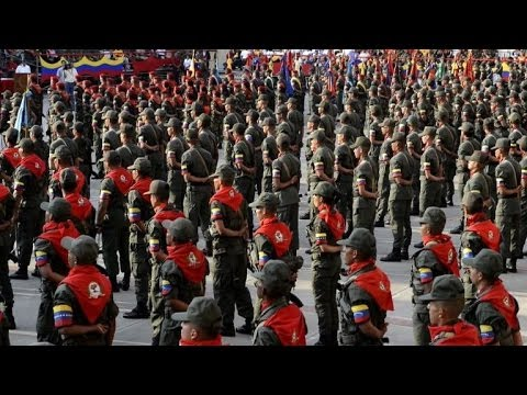 Venezuela marks 22nd anniversary of Chavez coup