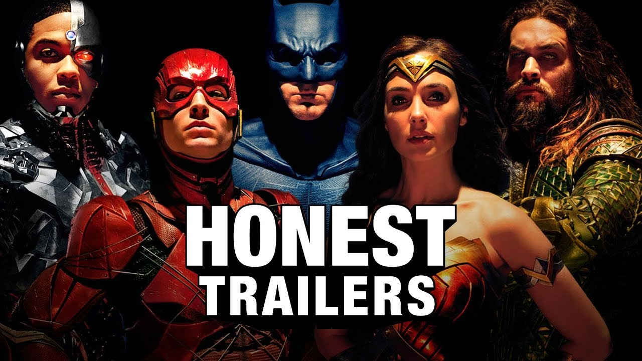 Honest Trailers Brings Justice To The Justice League