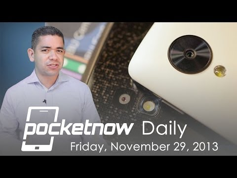 Google Nexus 5 SMS attacks, Galaxy Note 3 colors, HTC One Android 4.4 & more - Pocketnow Daily
