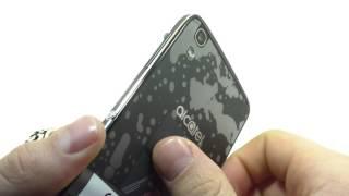 Видео обзор смартфона Alcatel One Touch OT 6055K Idol 4 16 Гб серый