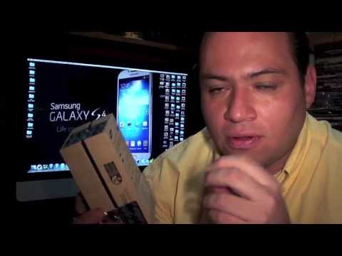 SAMSUNG GALAXY S4 UNBOXING RED 4G LTE @TELCEL