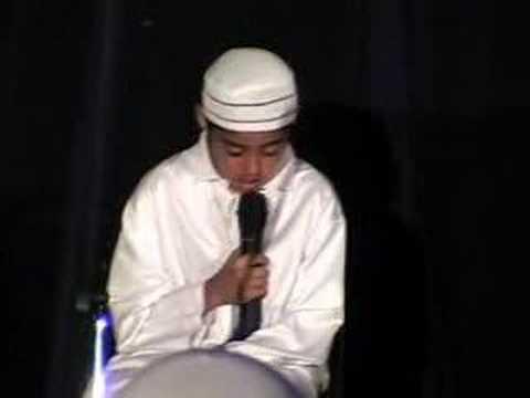 A Young Qari - Qari M Ayyub Asif