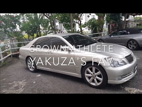 The Yakuza Toyota Crown Athlete 2.5 V6 Full In Depth Review   2017 EvoMalaysia com