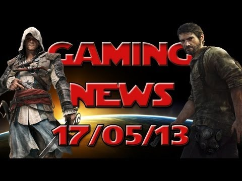 Gaming News 17/05: Nintendo, Batman Arkham Origins, The Last of Us y Assassin's Creed 4