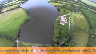 The Carp Specialist - Lac de Villedon - An aerial view
