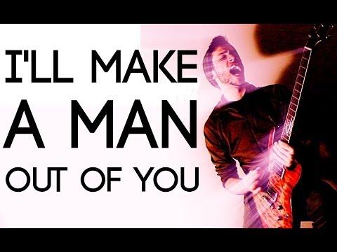 I'll Make a Man Out of You (Mulan) // Jonathan Young ROCK/METAL COVER