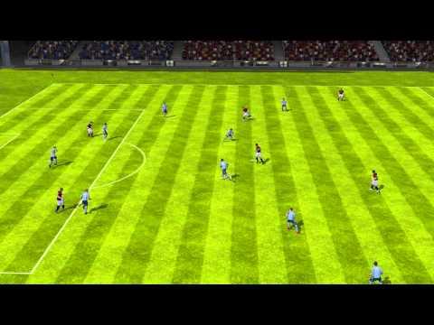 FIFA 14 Android - Wanderers VS Sydney FC