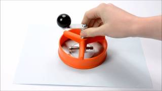 How to use an Enterprise Products circle cutter