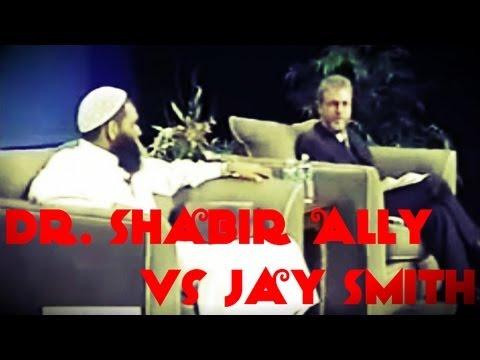 Jay Smith Facebook Shabir Ally vs Jay Smith