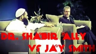 Christian Vs Muslim Debate – FUNNY – Sh. Dr. Shabir Ally Vs Jay Smith
