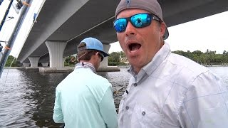 Fishing for Baby Goliath Groupers with Scott Martin