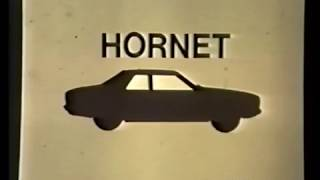 1970 AMC Hornet vs Ford Maverick Dealer Promo Film