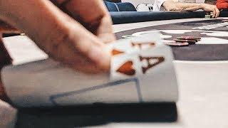 Texas Gambling: $4000+ Pot w/ Pocket ACES!