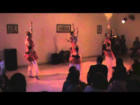 Noite Especial Tribal - Espaço La Luna - Tribal Fusion (Lal...